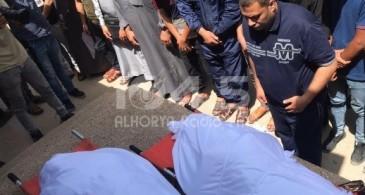 صور : الفلسطينيون يشيعون شهداءهم في غزة