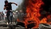 انتهاكات الاحتلال: استشهاد طفل وإصابة العشرات واعتقال 6 مواطنين