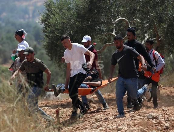 استشهاد فتى متأثرا بإصابته برصاص الاحتلال جنوب نابلس
