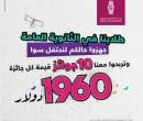 بنك فلسطين يطلق حملة خاصة لطلبة التوجيهي الناجحين ويجري السحب في 17 الشهر الجاري