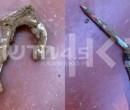 إسرائيل تكشف عن أدوات استخدمها الأسرى في حفر نفق جلبوع