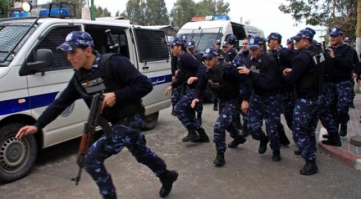 الشرطة: 11 اصابة بآلات حادة في 6 شجارات بنابلس