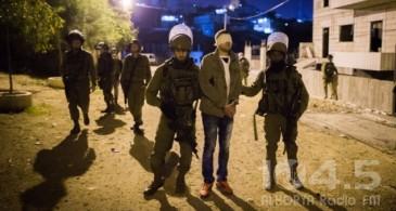 الاحتلال يعتقل سبعة مواطنين