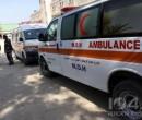 وفاة طفلة وإصابة خطيرة لآخر دهسا وسط وشمال قطاع غزة