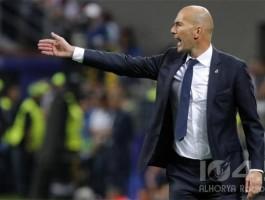 زيدان: ريال مدريد يمتلك أفضل لاعبي العالم