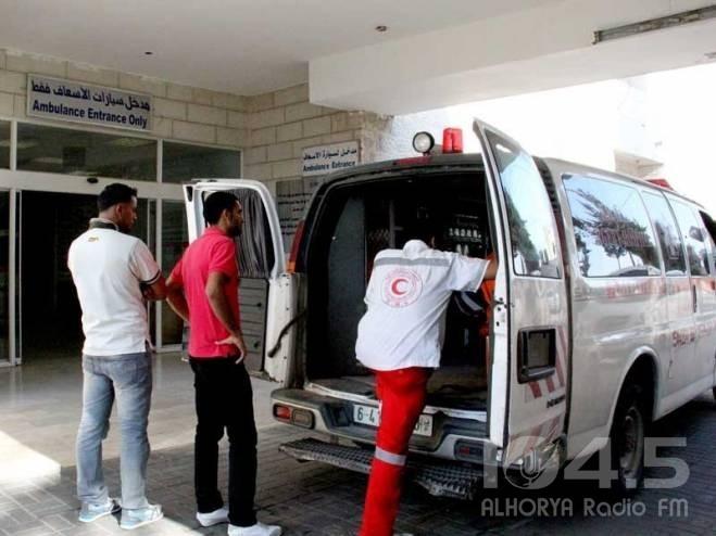 إصابات إحداها حرجة في شجار بغزة