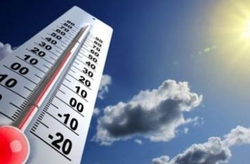 حالة الطقس: ارتفاع على درجات الحرارة وأمطار غدا