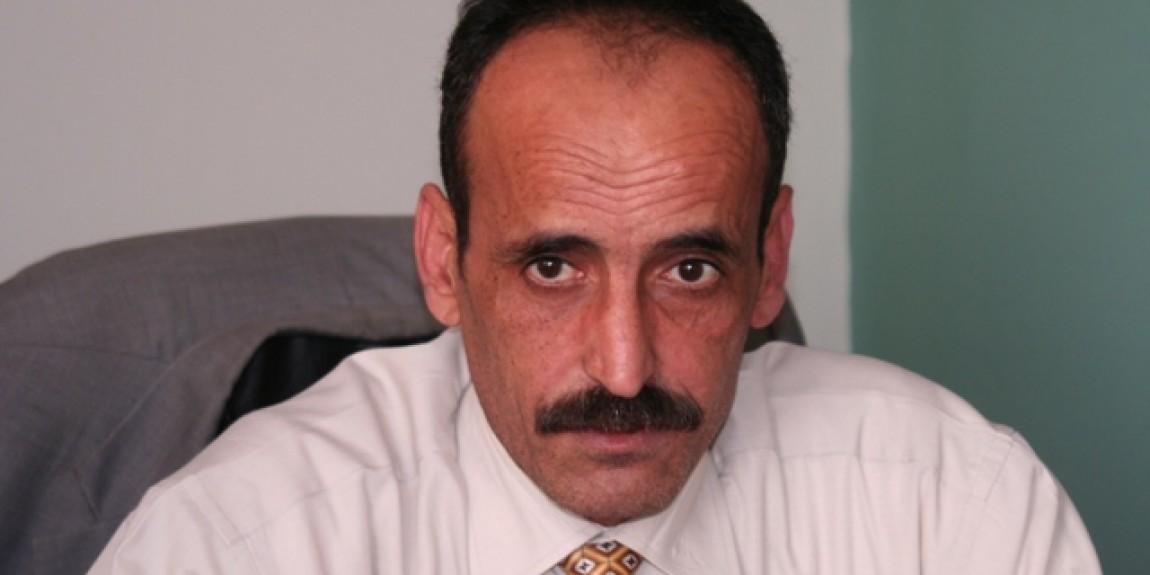 الصحفي مجدي العرابيد - رئيس مجلس إدارة إذاعة صوت الحرية