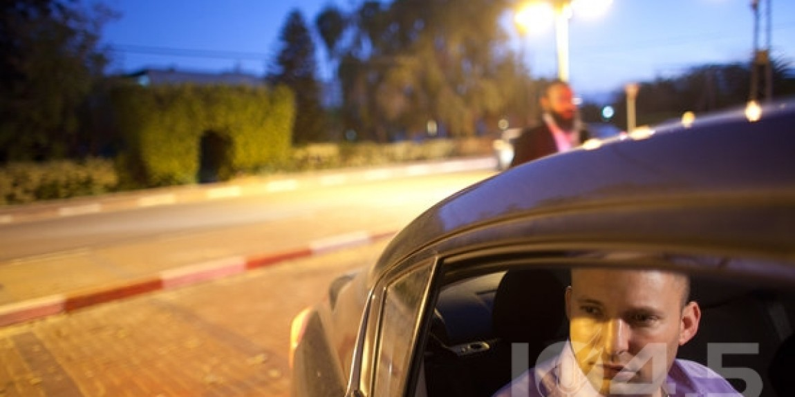 وزير الاقتصاد الإسرائيلي ورئيس حزب البيت اليهودي نفتالي بينيت