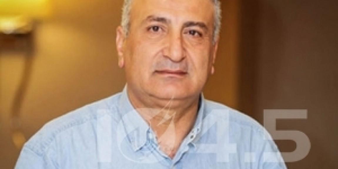 كمال اللبواني أحد قادة الائتلاف الوطني السوري لقوى الثورة والمعارضة