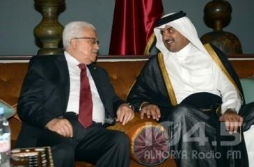 الرئيس يصل قطر في زيارة رسمية