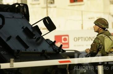 بالفيديو- لحظة إطلاق الجيش اللبناني النار على الطائرات الإسرائيلية