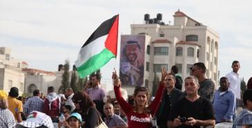 فيديو : إحياء الذكرى الـ15 لاستشهاد أبو عمار