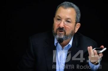 """""""إسرائيل الديمقراطية"""" اسم حزب ايهود باراك الجديد"""