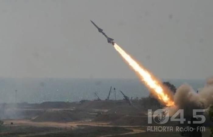 """الاحتلال يزعم سقوط صاروخ قرب مستوطنة في """"غلاف غزة"""""""