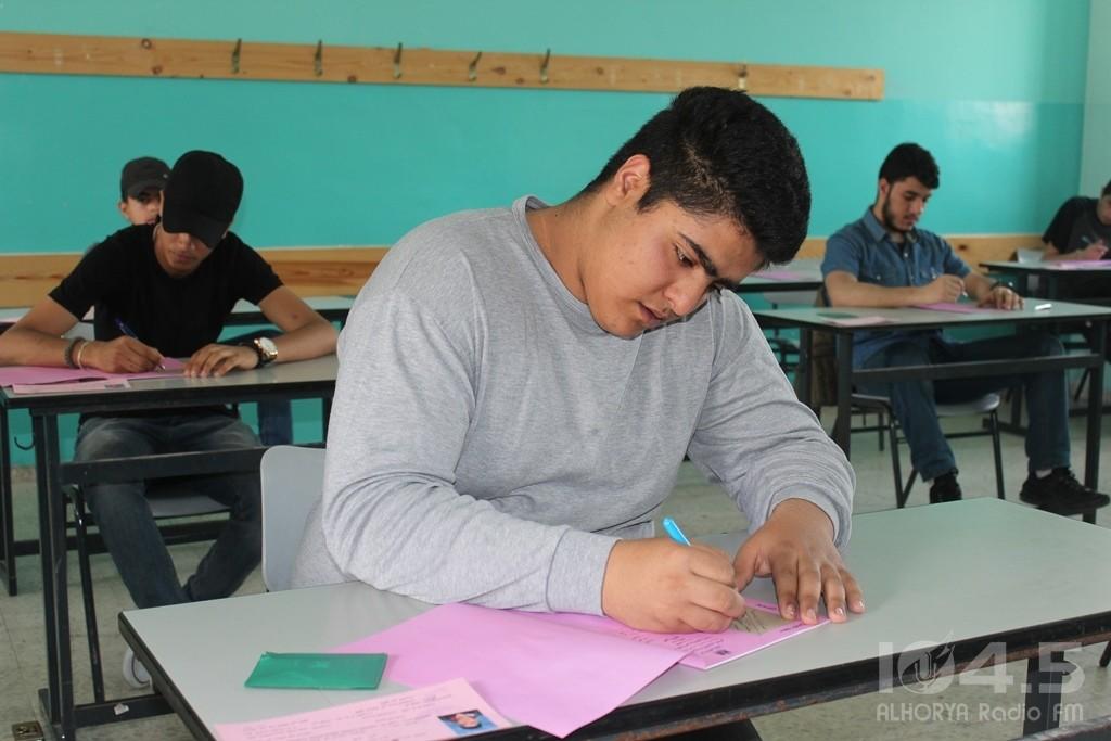 منع الحفلات بشوارع غزة خلال فترة امتحانات الثانوية العامة
