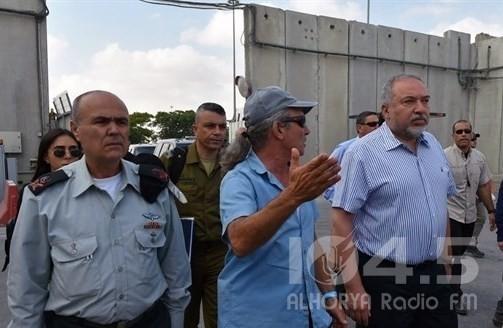 """ليبرمان: الوضع بغزة يحتاج توافقًا جذريًا حول """"نهاية اللعبة"""""""