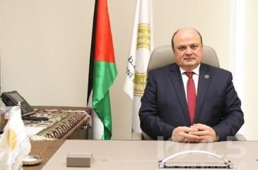 الشوا يلتقي مسؤولين مصرفيين بريطانيين ومؤسسات مالية عربية وفلسطينية في بريطانيا