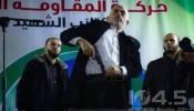 بعد حياد حماس الاخبر بالقتال : جيش الاحتلال يقول ان هناك فرصة لتهدئة طويلة الامد مع حماس