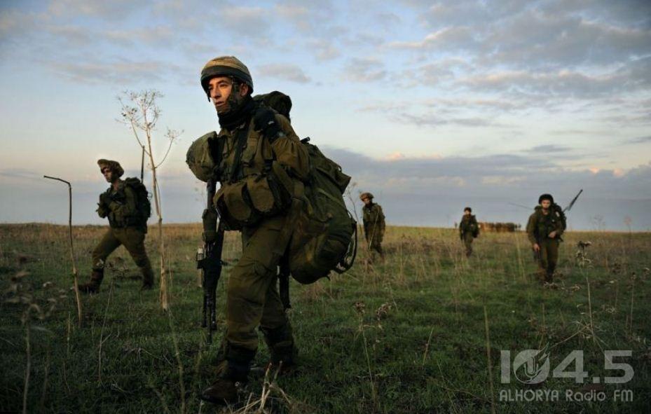 """مناورة لجيش الاحتلال في """"أوفاكيم"""" قرب غزة"""