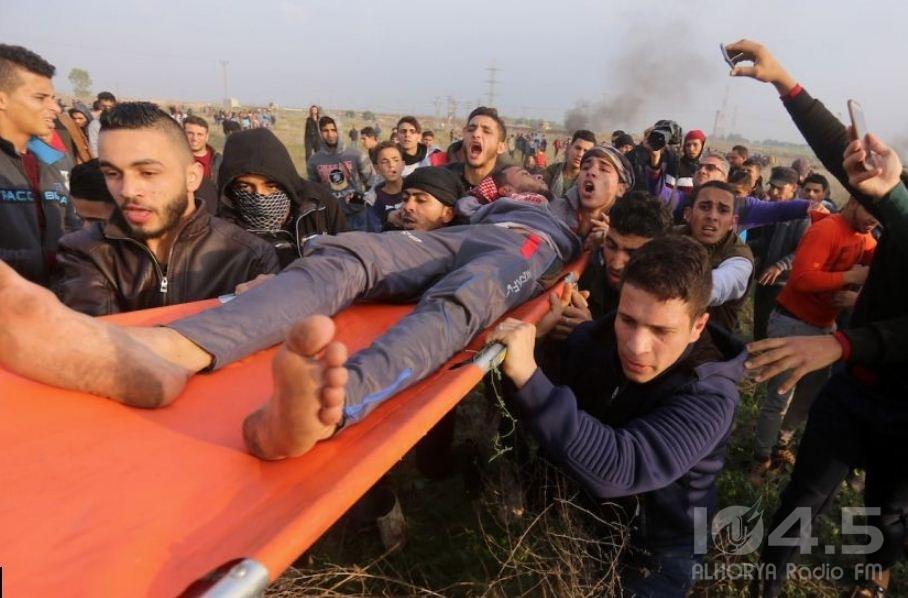 """""""مركز الحوراني"""": 6 شهداء و420 معتقلًا فلسطينيًا بأبريل"""