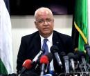 عريقات : قرارات إدارة ترمب ونتنياهو تهدف إلى تدمير حل الدولتين