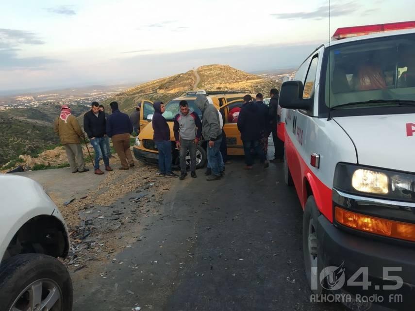 الشرطة: مصرع شخصين وإصابة 170 آخرين في 266 حادث سير الأسبوع الماضي