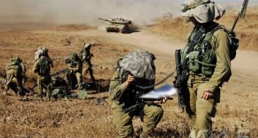 جيش الاحتلال: مناورة عسكرية في الجليل الأعلى والغربي