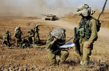 مناورات عسكرية واسعة للاحتلال استعداداً للمعركة القادمة في غزة