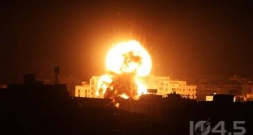 5 شهداء بقصف من قبل الاحتلال شمال قطاع غزة