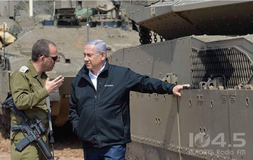 """نتنياهو: مستوطنة باسم """"دونالد ترمب"""" بالجولان قريبا"""